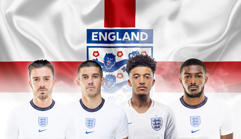 All England Matches Shown LIVE at The Waggon & Horses Pub